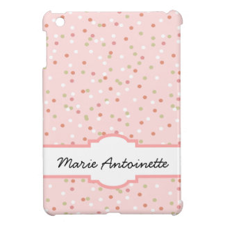 Confetti Cake • Pink Buttercream Frosting Cover For The iPad Mini