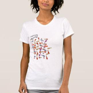 Confetti Cuatros (Hashtag #party) BCK. T-Shirt