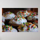 Confetti Cupcakes Print