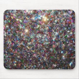 Confetti Glitter Mouse Pad