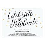 Confetti Grad | Graduation Invitation