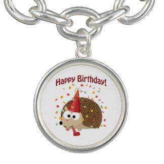 Confetti Happy Birthday Hedgehog