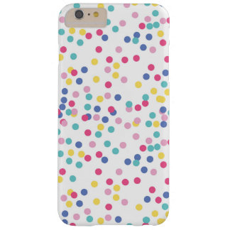 CONFETTI IPHONE CASE BARELY THERE iPhone 6 PLUS CASE