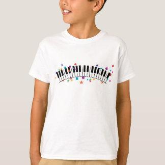 Confetti Piano - Kids n Babies T-Shirt