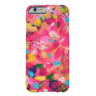 Confetti Storm Barely There iPhone 6 Case