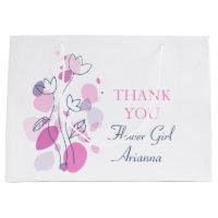 Flower girl gift bag