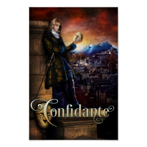 Confidante Poster
