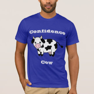 Confidence Cow t-shirt