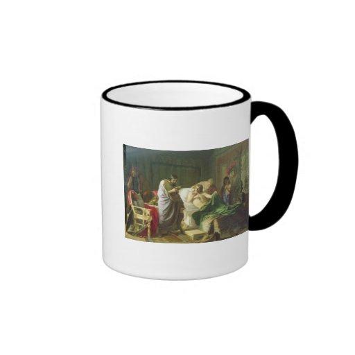 Confidence of Alexander the Great Coffee Mug