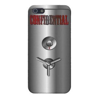 Confidential Mobile Cover