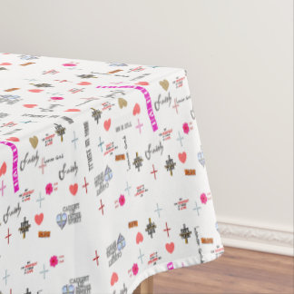Confirmations Tablecloth