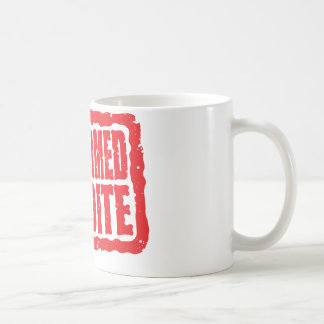 Confirmed Luddite Coffee Mug