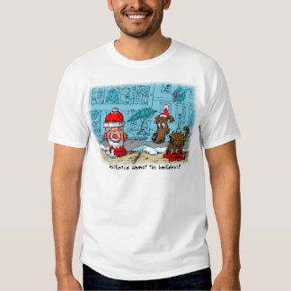 Conflicted about the holidays? tshirts