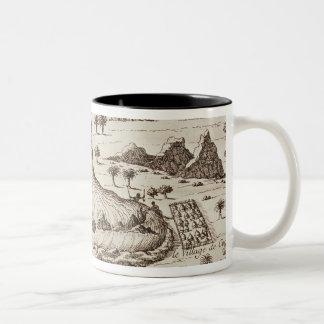 Confluence of the Niger Mug
