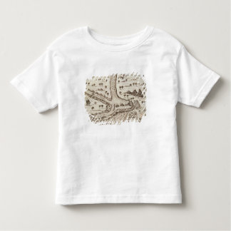 Confluence of the Niger Toddler T-Shirt
