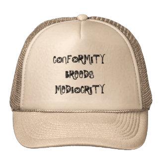 conformity cap