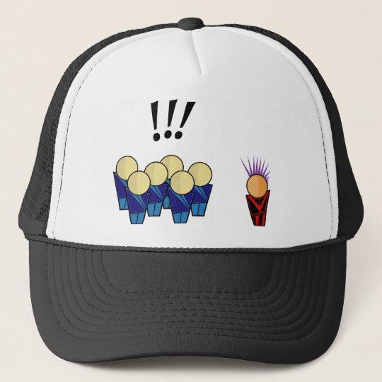 Conformity Sucks! Trucker Hat