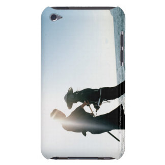 Confrontation of two Samurai warriors 2 iPod Touch Case