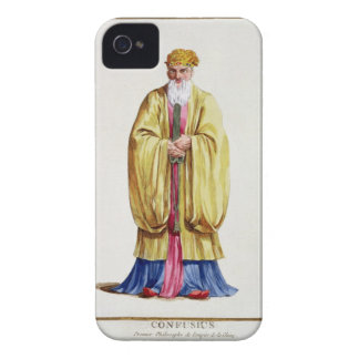 Confucius (551-479 BC), from 'Receuil des Estampes iPhone 4 Cover