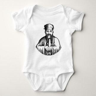Confucius Baby Bodysuit