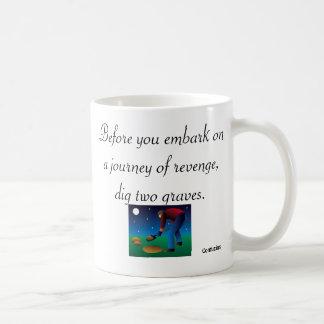 Confucius Revenge Proverb Mug