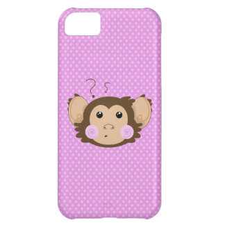 Confuse Monkey iPhone 5C Cover