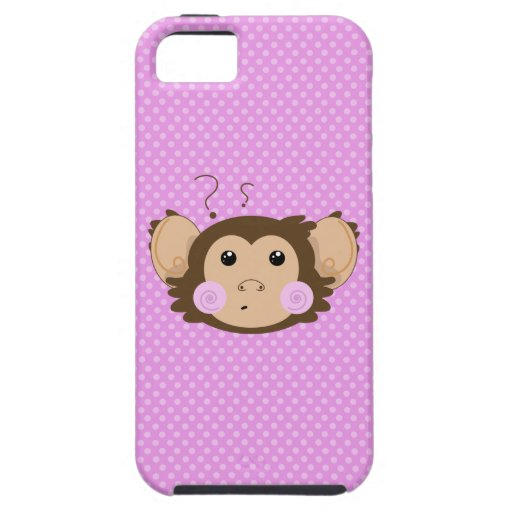 Confuse Monkey iPhone 5 Covers