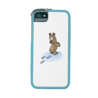 Confused Bear Case For iPhone 5