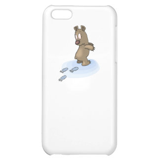 Confused Bear iPhone 5C Cover