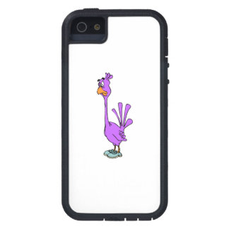 Confused Bird iPhone 5 Covers