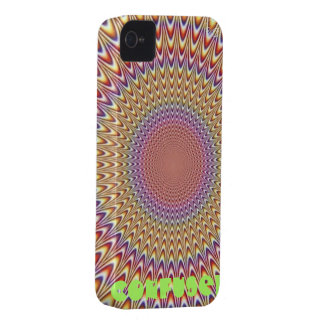confused iPhone 4 covers