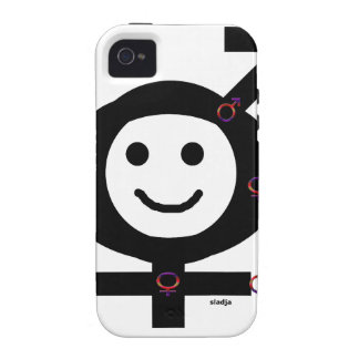 confused vibe iPhone 4 covers