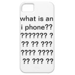 confused case iPhone 5 covers