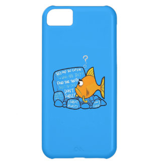 Confused Clownfish iPhone 5C Covers