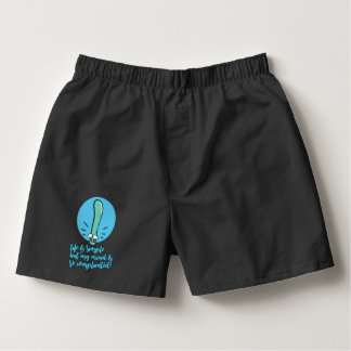 confused earthworms life opinion funny cartoon boxers
