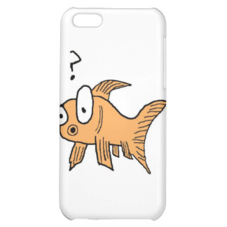 Confused Goldfish Cover For iPhone 5C