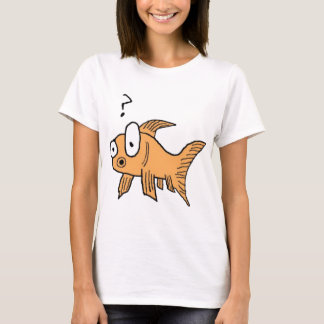 Confused Goldfish T-Shirt