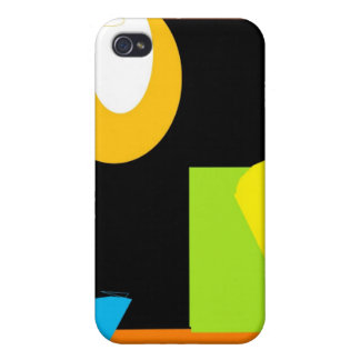 Confused Ray Covers For iPhone 4