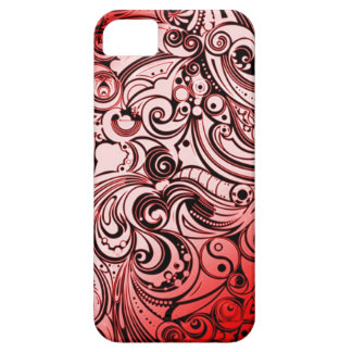 Confused Red iPhone 5 Cover