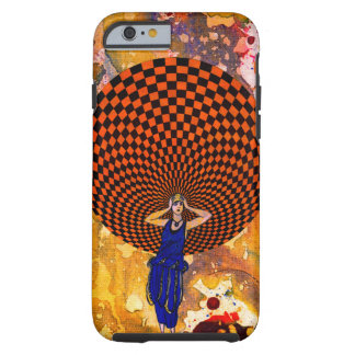 Confusion by Michael Moffa Tough iPhone 6 Case