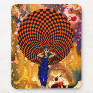 Confusion by Michael Moffa Mouse Pad
