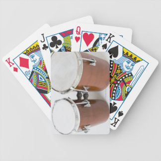 Conga Drums Bicycle Playing Cards