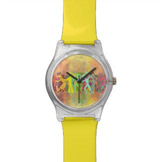 Conga Line Unicorns Watch