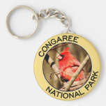 Congaree National Park Keychains