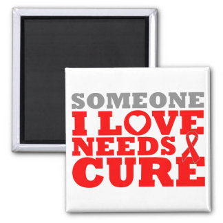 Congestive Heart Failure Needs A Cure Refrigerator Magnet