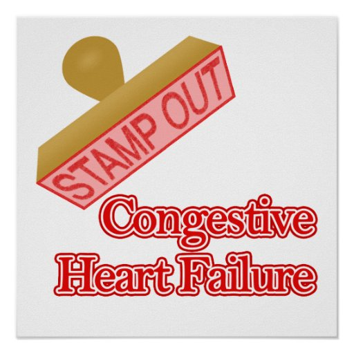 Congestive Heart Failure Poster