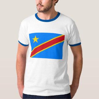 Congo Democratic Republic Flag T-Shirt