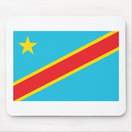 Congo Flag (2006) Mousepad