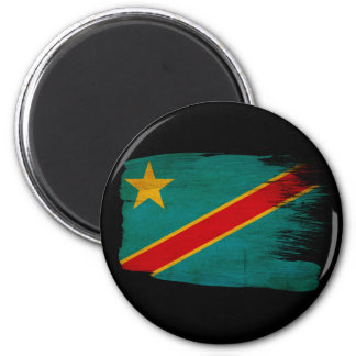 Congo Flag Fridge Magnets