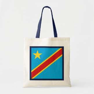 Congo-Kinshasa Flag Bag